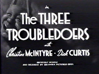 Three Troubledoers