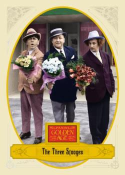 Panini Three Stooges