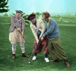 Grumpy Golfers
