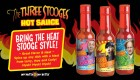 Three Stooges Hot Sauce