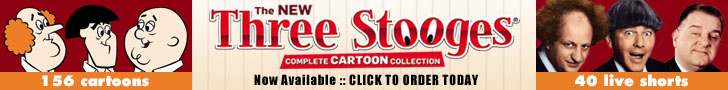 The Three Stooges Complete Cartoon Collection