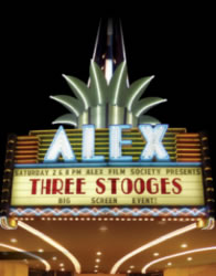Alex Theater Marquee