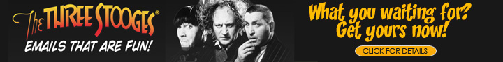 Three Stooges Email Program
