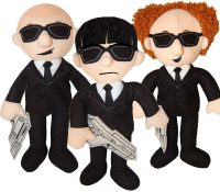 Men In Black Dolls