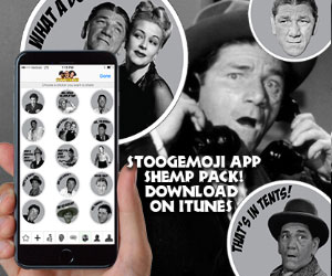 Stoogemoji Shemp Pack