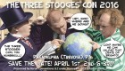 Save The Date! The Three Stooges Convention 2016
