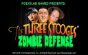 The Three Stooges Zombie Defense Mobile Game