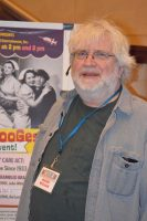 Alex Theatre projectionist Mark Wojan