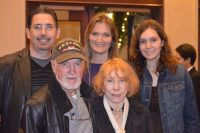 Jack Mauer, Joan Mauer (Moe's daughter) Back Row: Bill Majors and family