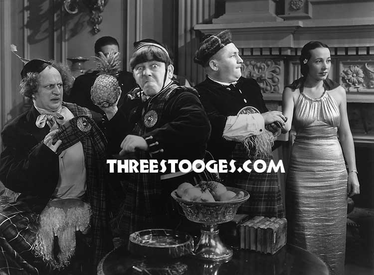 The Three Stooges Filmography Pardon My Scotch August 11935