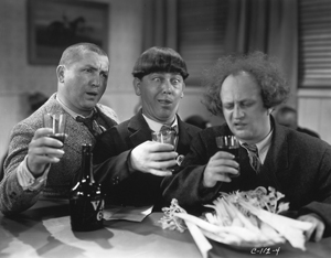 Drinking Stooges