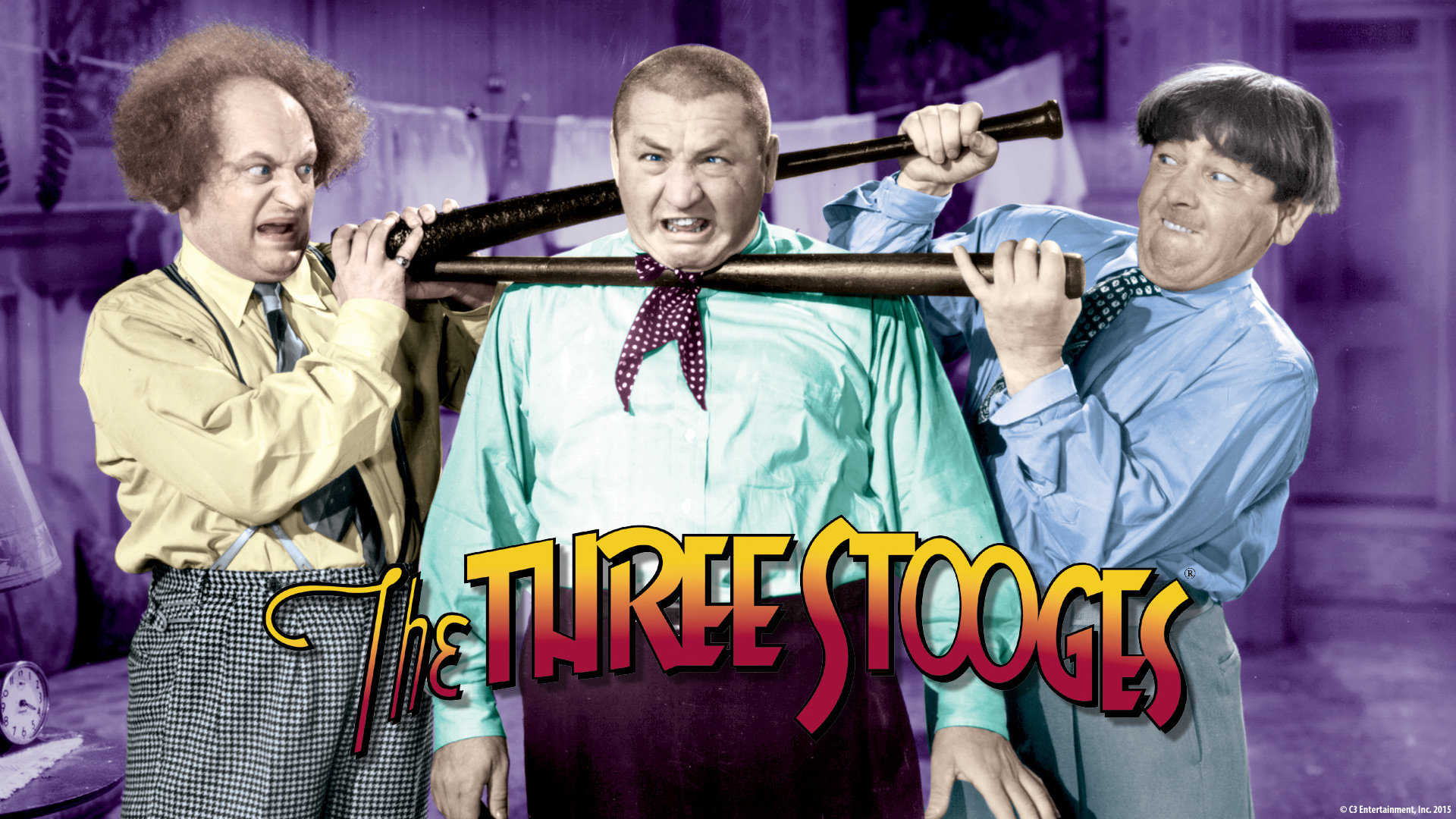 Wallpapers The Three Stooges