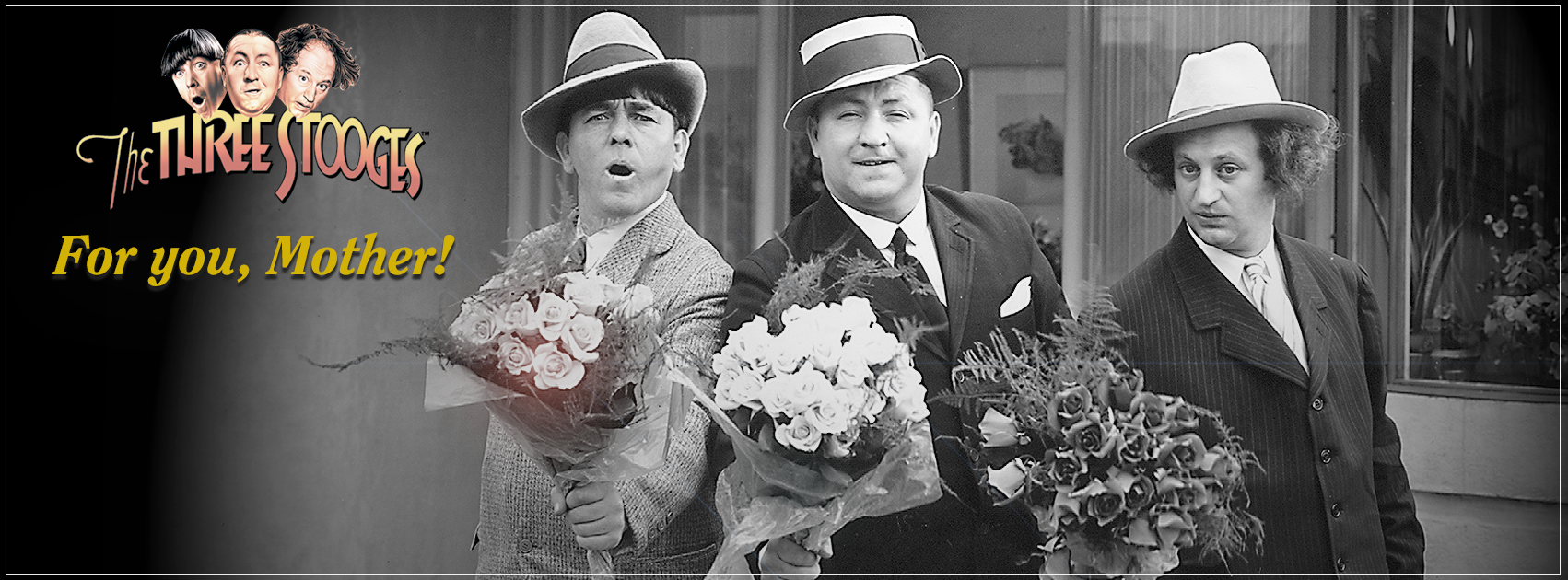 Happy Mother's Day! | The Three Stooges