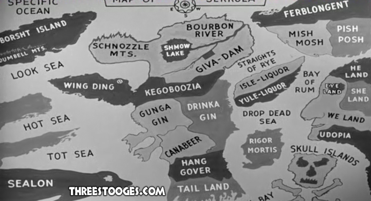 Three Stooges Map Of Europe.The Three Stooges Short Takes June Part 1 The Three Stooges