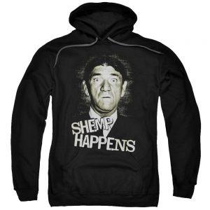 Shemp happens hoodie