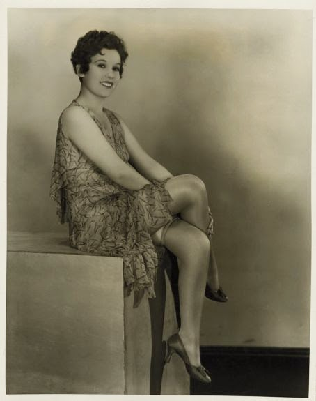 Actress Phyllis Crane publicity shot