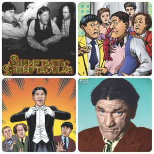The Three Stooges Shemp Comic Book 2017