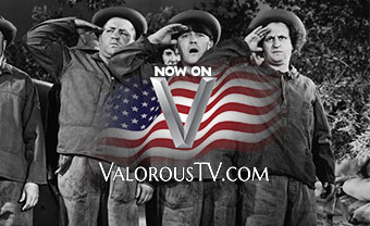 The Three Stooges on ValorousTV.com
