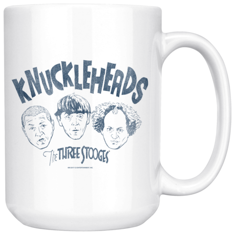 The Three Stooges mug